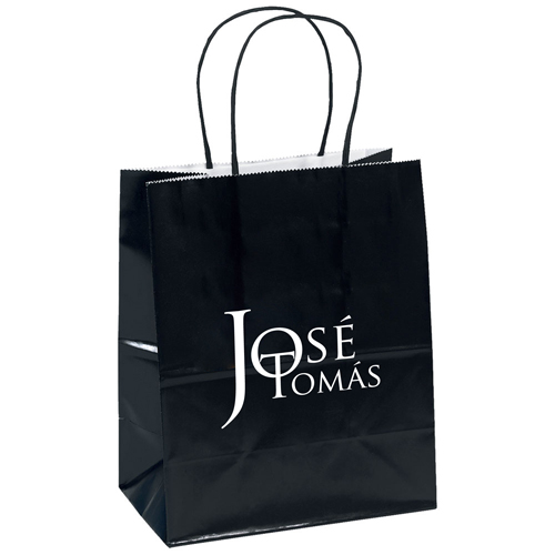 Customized Promotional Paper Bags Image 3