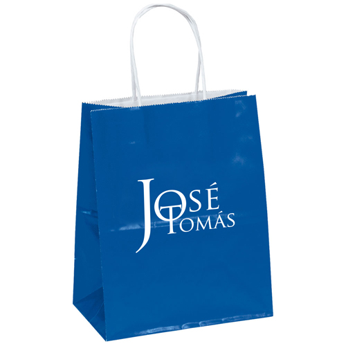 Customized Promotional Paper Bags Image 4