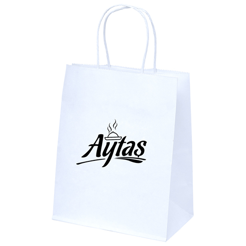 Kraft Paper Carry Retail Bags