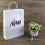 Kraft Paper Carry Retail Bags Image 5