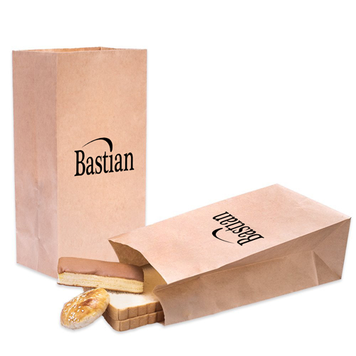 Flat Bottom Food Paper Bags