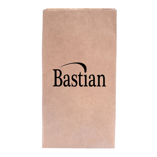 Flat Bottom Food Paper Bags Image 5