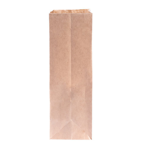 Flat Bottom Food Paper Bags Image 6