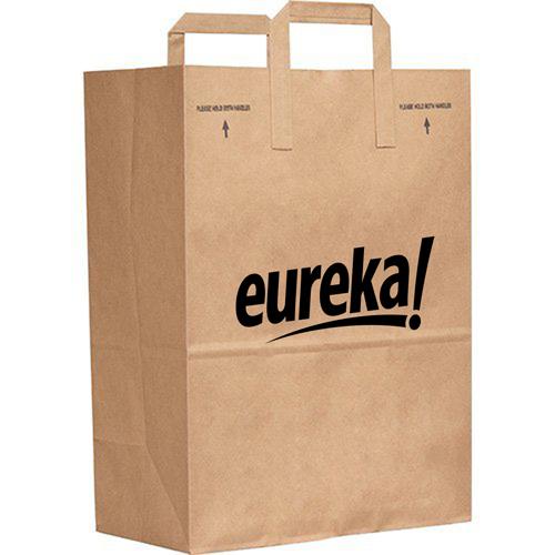 Kraft Paper Duro Handle Bag