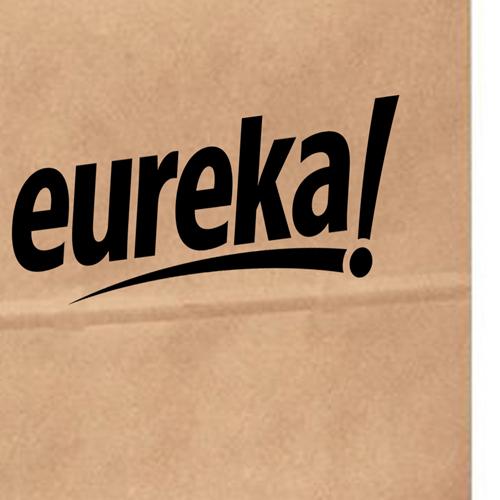 Kraft Paper Duro Handle Bag Image 3
