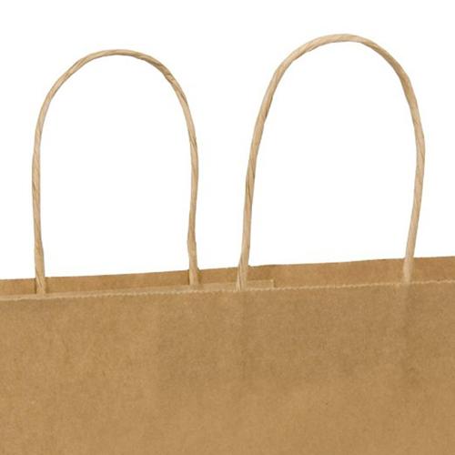 Kraft Paper Duro Tote Bag Image 1