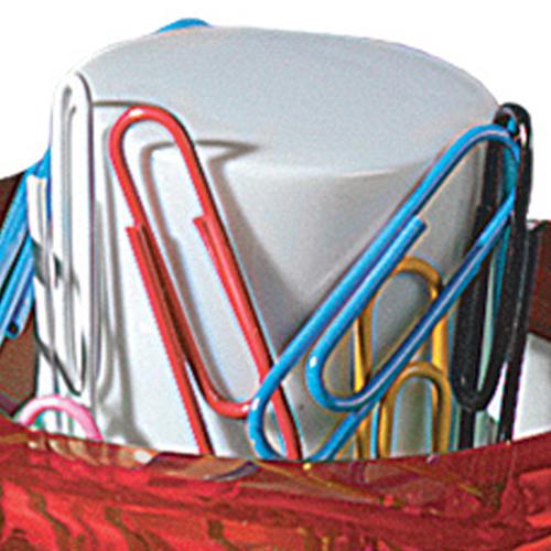 Magnetic Push Paper Clip Dispenser Image 2