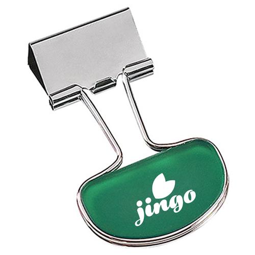 Durable Binder Flip Clip Image 1
