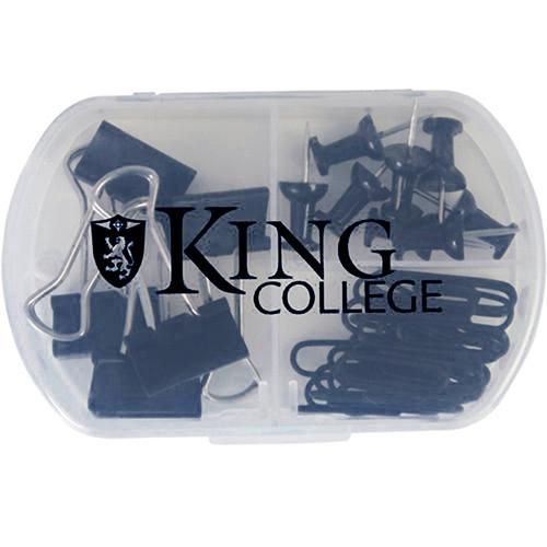Mini 33 Piece Paper Clip Office Kit Image 1