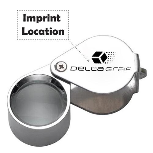 Portable Triplet Loupe Imprint Image