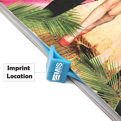 Thumb Bookmarks Imprint Image