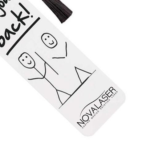 Paperboard Tassel Bookmark Image 3