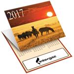 Unique Tri-Fold Calendar