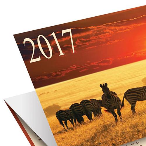 Unique Tri-Fold Calendar Image 3