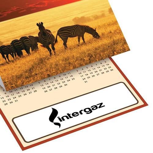 Unique Tri-Fold Calendar Image 4