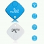 Key Finder Smart Bluetooth Tracker Image 2