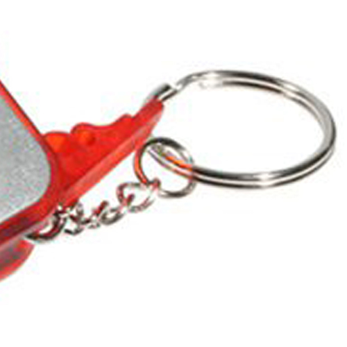 Flashlight Screwdriver Key Chain
