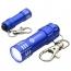 Aluminum Pocket Size LED Keychain Image 2