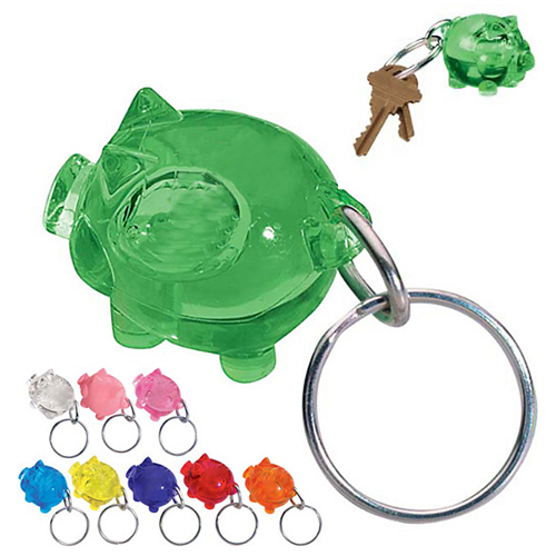 Promotional Piggy Key Chain