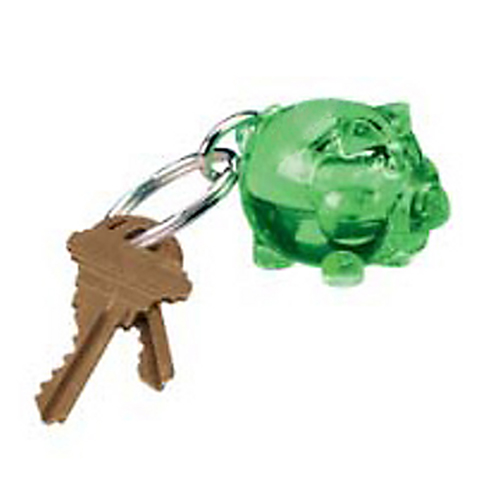 Promotional Piggy Key Chain Image 1
