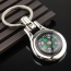 Multifunctional Compass Keychain