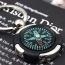 Mini Portable Compass Keychain Image 5