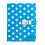 White Dot Candy Girl Notebook Diary Image 2