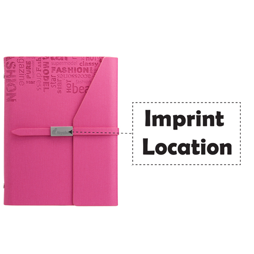 Diary Organizer Travel Notebook Imprint Image