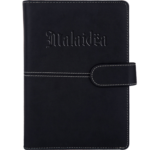 Notebook Diary Hardback 100 Sheets Image 1