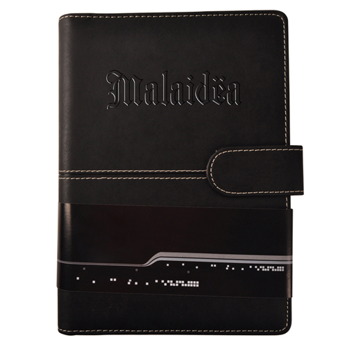 Notebook Diary Hardback 100 Sheets Image 6
