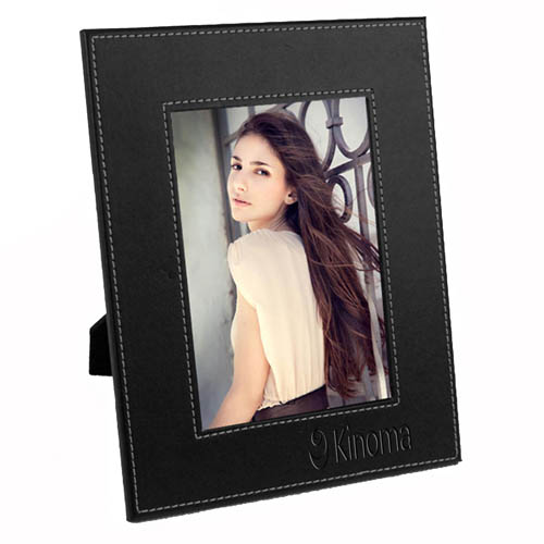Creative Leather 7 Inch Photo Frame