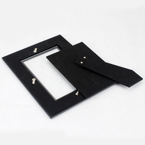 Creative Leather 7 Inch Photo Frame Image 4