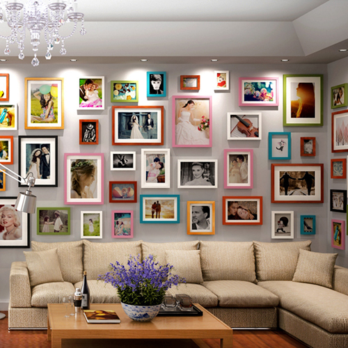 Display And Hanging Styles Photo Frame Image 5