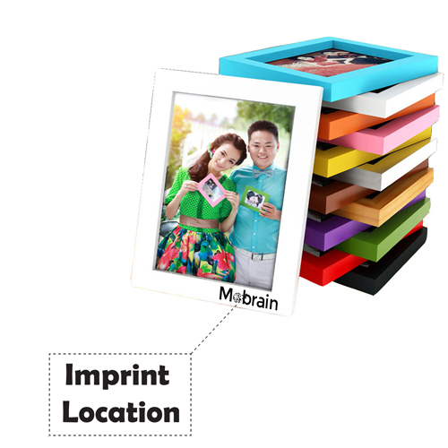 Display And Hanging Styles Photo Frame Imprint Image