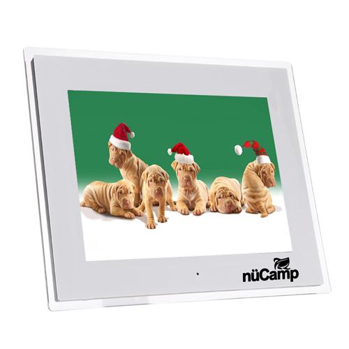LCD Digital Photo Frame Alarm Image 1