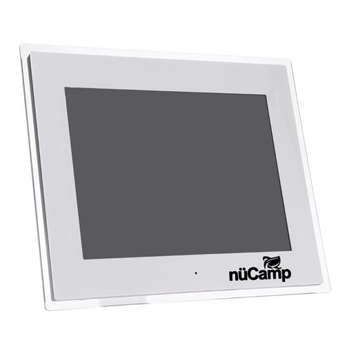 LCD Digital Photo Frame Alarm Image 2