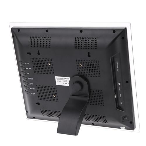 LCD Digital Photo Frame Alarm Image 4