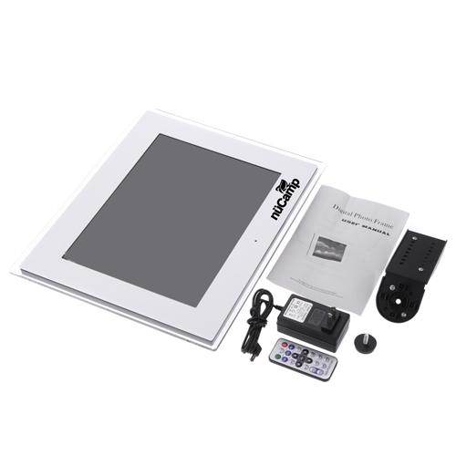 LCD Digital Photo Frame Alarm Image 5