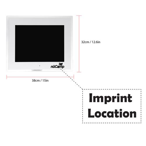 LCD Digital Photo Frame Alarm Imprint Image