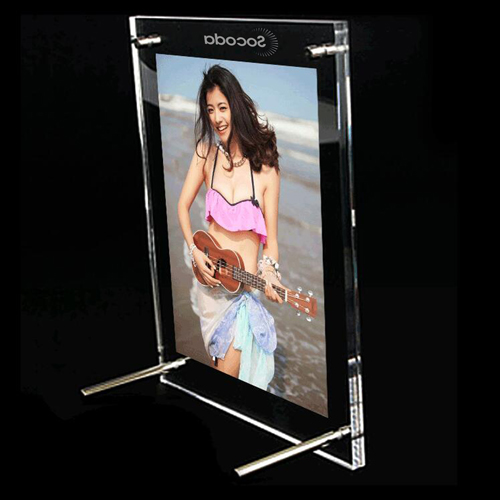 Creative Clear Home Photo Frame Image 1