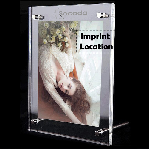 Creative Clear Home Photo Frame Imprint Image