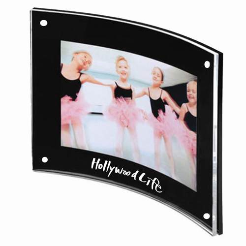 Curved Magnetic Photo Frame