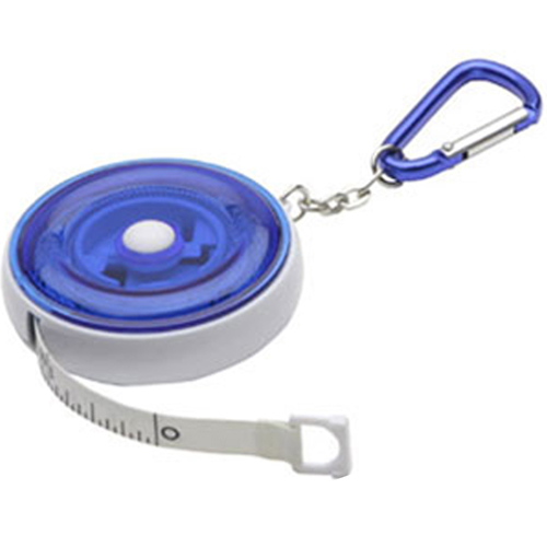 Round Carabiner Tape Measure Image 3