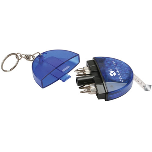 LED Multi Function Keychain Tool