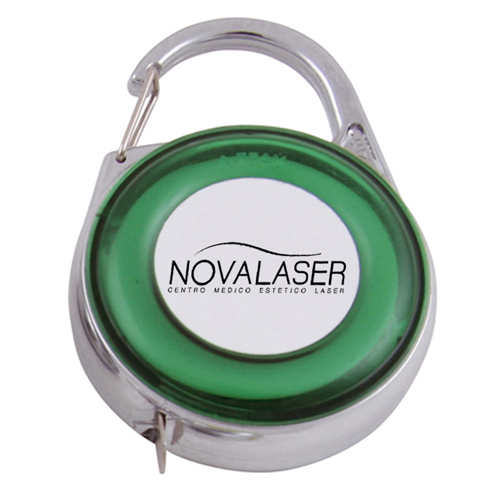 Flexible Retractable Carabiner Tape Image 2