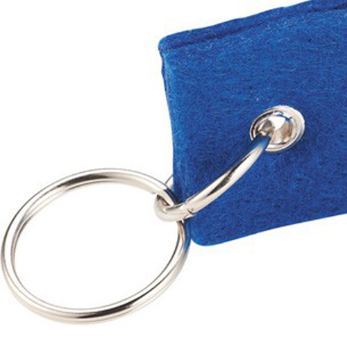 Jubilee Felt Strap Keychain Image 1