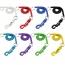 Slim Spiral Cord Key-Clip