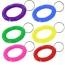Assorted Wrist Coil Keychain Image 1