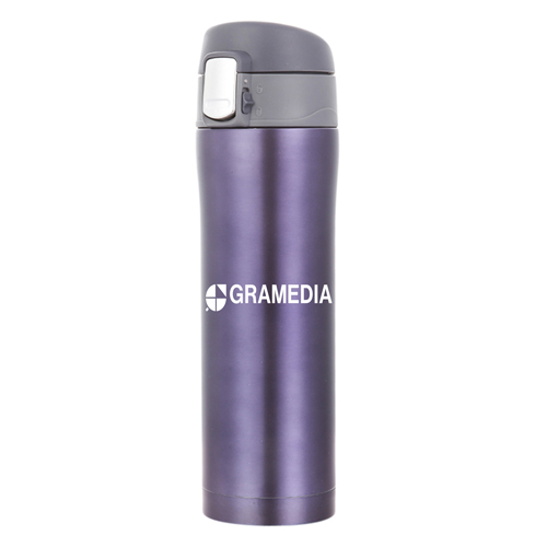 Stainless Steel Flask With Insulation Cup Image 2
