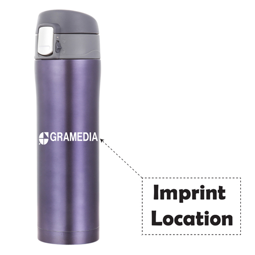 Stainless Steel Flask With Insulation Cup Image 6